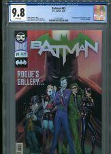 Batman #89  (1st Punchline)  CGC 9.8  White Pages