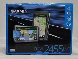Garmin Nuvi 2455 LMT Advanced Series Touch Screen Navigation System