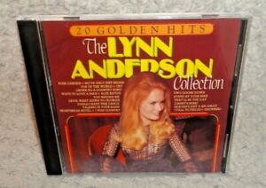 The Lynn Anderson Collection 20 Golden Hits (CD)