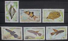 Guinea-Bissau 1983 Fish Used