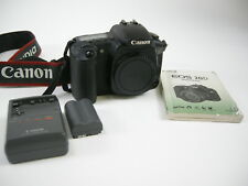 Canon EOS 20D 8.2 MP Digital SLR Camera - Black (Body Only)