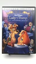 Lady and the Tramp 50th Anniversary Edition DVD