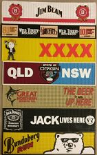 State of Origin NSW vs QLD pvc rubber bar mat runner barmat