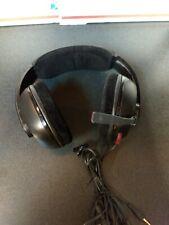 Plantronics GameCom 377 Noise Cancelling Headphones