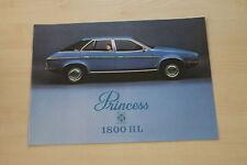 154856) Austin princess 1800 HL prospectus 09/1975