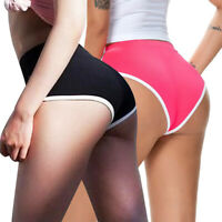 Women Sexy Hot Pants Yoga Shorts Sports Gym Workout Fitness Running Mini Shorts