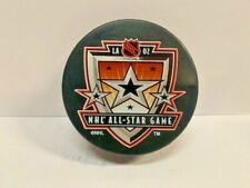 2002 Nhl All Star Game Los Angeles Official Licensed Puck