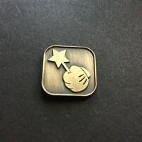 Disney Store Cast Member Exclusive Magic Touch Award Silver RARE HTF Pin 125755