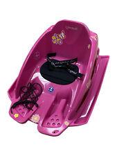 AlpenGaudi Bambino Pink Alpenbambino Kleinkind Bob Rutscher ca.68x55x29cm Schnee