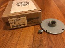 "Appleton Electric Jbk-75 Cover, 3/4"" Hub, Iron, Appleton Jb Series"