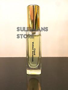 Creed Vetiver Geranium 17ml (0.57) TRAVEL SIZE perfume