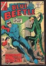 "Blue Beetle #4 ~ ""The Praying Mantis-Man"" ~ 1964 (5.5) WH"