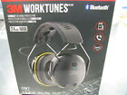 3M WORKTUNES Bluetooth Connect Plus AM/FM  HEARING PROTECTOR. NEW IN BOX