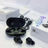 Substitute For Samsung Galaxy Buds+ Plus SM-R175 Bluetooth Headset Cosmic Black