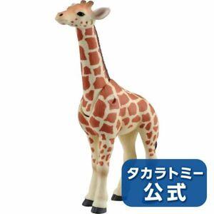 Takara Tomy ANIA Animal Action Figure AS-12 Reticulated Giraffe Kid Version