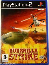 GUERRILLA STRIKE - jeu video pour console PlayStation 2 Sony PS2 complet & testé