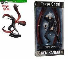 "TOKYO GHOUL KEN KANEKI 7"" ACTION FIGURE COLOUR TOPS GREEN WAVE MCFARLANE"