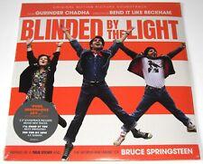 BLINDED BY THE LIGHT SOUNDTRACK Black Vinyl 2LP New Sealed OST Bruce Springsteen