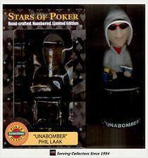 Pokers Stars Bubble Head-- Poker Star: Phil Laak