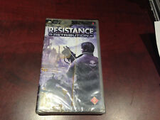 Resistance: Retribution -- NEW/SEALED -- (Sony PSP, 2009)