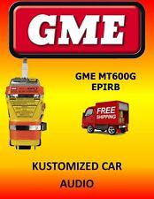 GME MT600G 406MHZ GPS EPIRB - FREE POSTAGE