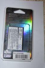 CAMERON SINO - Batterie 1200mAh pour LG P970 - CS-LKP970SL