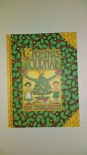 Christmas Journal Illustrated By Mary Englebreit, Hardcover