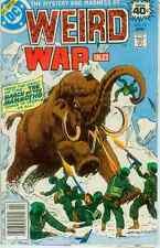 Weird War Tales # 74 (George Evans) (USA,1979)