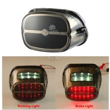 LED Motorcycle Stop Tail Brake Light for Harley Softail Sportster XL 883/1200 US