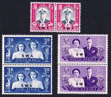 Royalty South West African Stamps (Pre-1990)