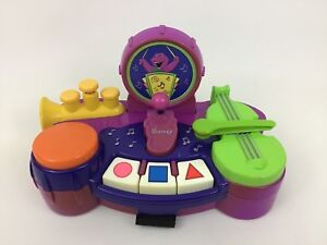Barney Magical Music Computer Keyboard Game Replacement Accessory Hasbro 2000