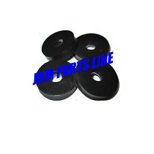 Rubber Seat Bushings Strut Grommets Go Kart Racing Seat Mount Rubber Bushing ATV