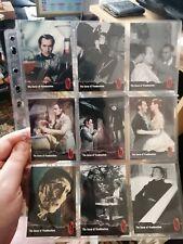 the cuse of frankenstein hammer horror trading cards 9 film cards peter cushing
