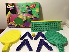Nerf Ping Pong Sports Game 4-Square  Vintage Table Fun Game Classic 90s