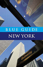 Blue Guide New York, Fourth Edition (Blue Guide New York)-ExLibrary