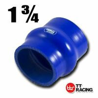 """Silicone Turbo Air Pipe Hump Bump Turbo Hose Coupler 45mm / 1.75"""" (3-ply 4.5mm)"""