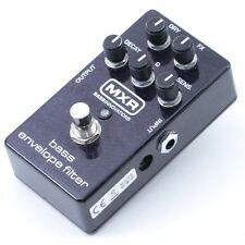 MXR M82 Bass Envelope Filter Bass Guitar Effects Pedal P-07207