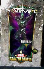 Genis Vell Captain Marvel Classic Statue New 2013 LTD to 375 Bowen Marvel Comics