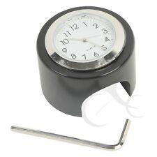 "7/8"" 1"" Handlebar Clock For Honda VT Shadow Ace Classic 500 700 750 1100"