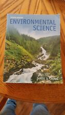 Environmental Science by Daniel D Chiras eighth edition.