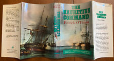 THE MAURITIUS COMMAND Patrick O'Brian STEIN & DAY Hardback with nice Dust Jacket