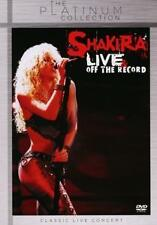 Live & Off The Record von Shakira DVD THE PLATINUM COLLECTION
