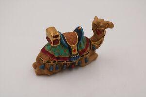 Kirkland Signature Porcelain Nativity Set #75177 Laying Camel Replacement Figure