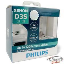 Philips d3s X-tremeVision 42403xvs2 doble pack +120% K.