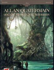 Allan Quatermain und die Minen König Salomons, 2/2, Neuwertig !