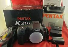 Pentax K20D SLR Digital Camera w/ BG-20 Battery Grip with Box 14.6 MP D DR SR