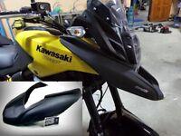 Kawasaki Versys 650 Versys650 2012 2014 Mask Nose Beak Mandible Parts Accessorie