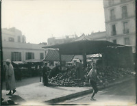 Algérie, Alger, ca. 1910  Vintage silver print. Algeria.  Tirage argentique d&