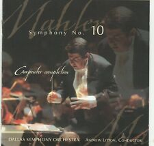 MAHLER:  SYMPHONY NO. 10 (COMPLETED BY CLINTON CARPENTER)