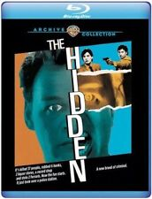 Blu Ray THE HIDDEN. Kyle MacLachlan 1987 sci fi thriller. New sealed.